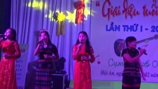 Hát múa: Quảng Nam quê hương tôi