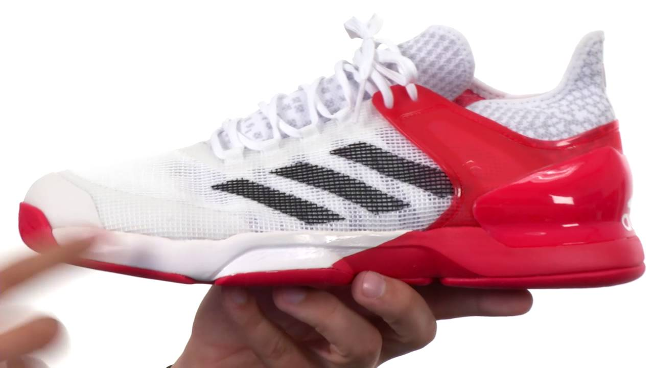 adidas Adizero Ubersonic 2 SKU 8714552 - YouTube 0470f5893
