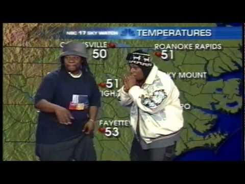 Rapping Weather Forecast Raleigh TV News