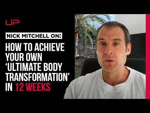 Ultimate Body Transformation Plan: How To Do A Deal With Yourself