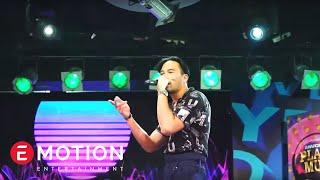 Adrian Khalif - Met The Press Anugerah Planet Muzik 2018