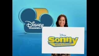 Disney Channel Czech - Bumper: Now - Sonny with a Chance