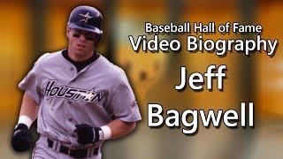 Jeff Bagwell - Baseball Hall of Fame Biographies
