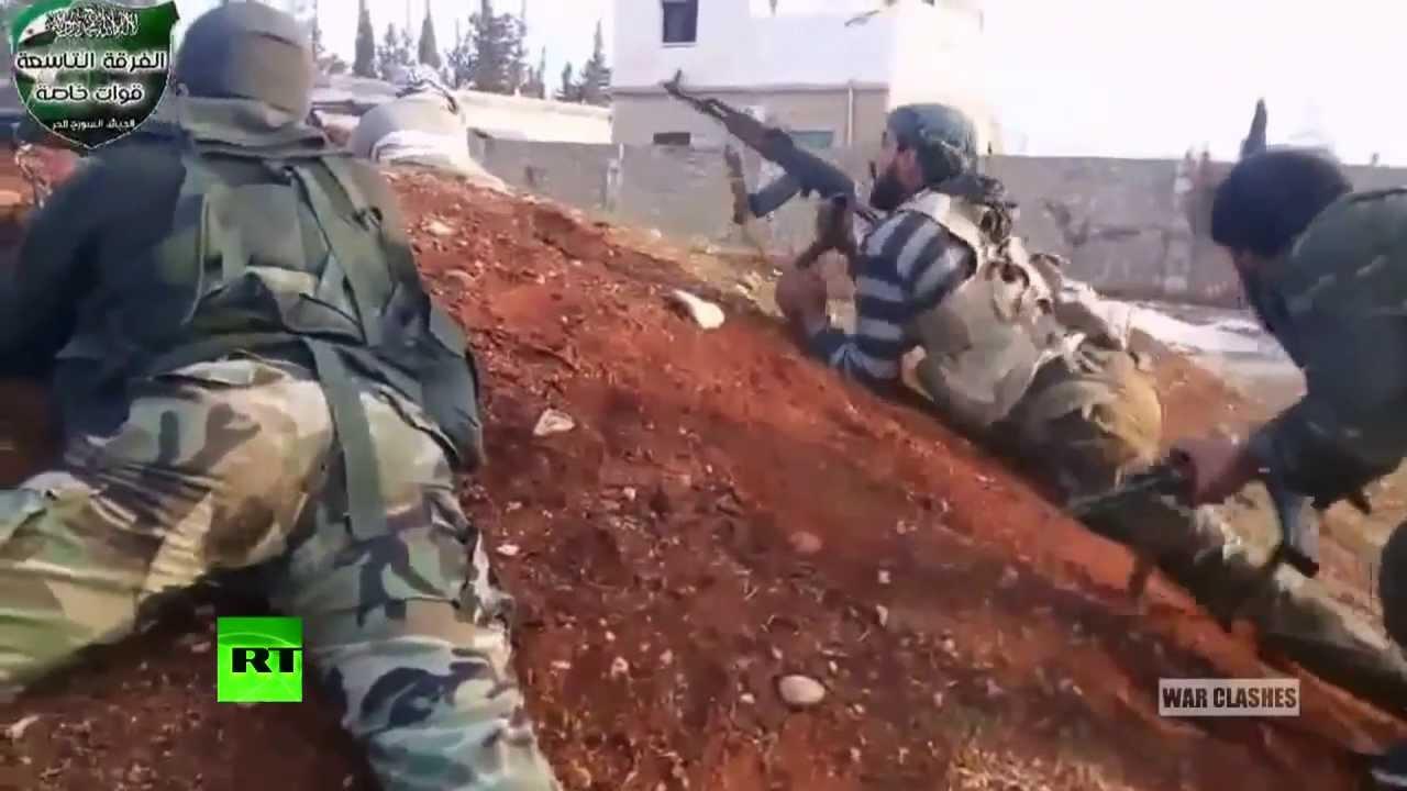 Сирийская оппозиция уничтожает сама себя