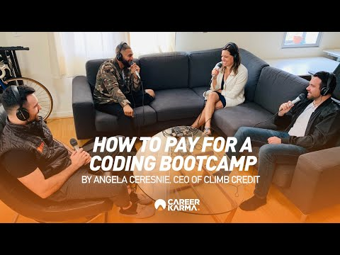 How To Pay For A Coding Bootcamp By CEO of Climb
