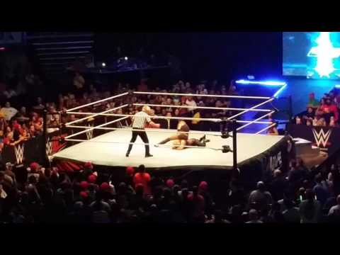 WWE Live at the Thomas & Mack