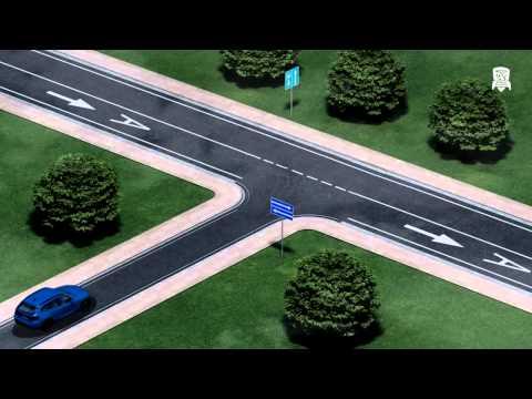 Разбор полётов #1 - Спорные дорожные ситуации (часть 1-я)