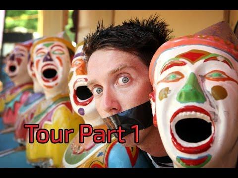 Tape Face - Tour - Part 1