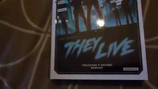 Night Of The Demon LE & They Live/The Fog/The Deer Hunter 4K Collectors Editions