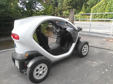 My Electric Journey - Episode 31 - Tralee, IKEA and a Twizy