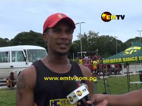 Swap Code Session Bridges Sports In Port Moresby