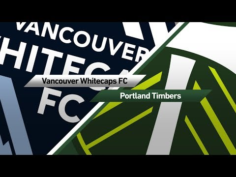 Highlights: Vancouver Whitecaps vs. Portland Timbers   July 23, 2017
