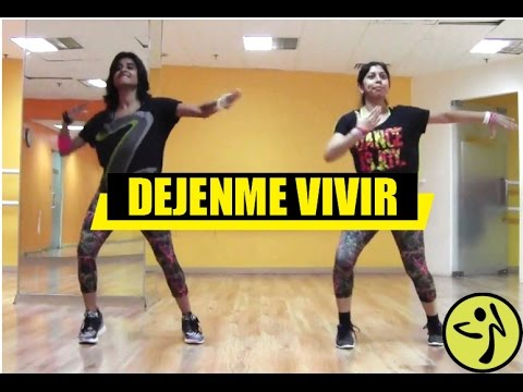 Dejenme Vivir (Mega Mix 54) || Zumba® Routine by Zumba® with Anush & Rev