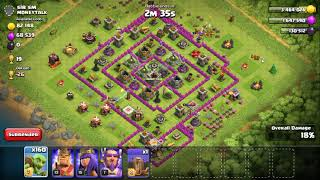 Gobline Attack in Clash of Clans and Get upto 600000 Loot | Game Tricks