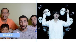 NON K-POP FAN REACTS TO BTS LOVE YOURSELF 轉 Tear 'Singularity' Comeback Trailer (BTS REACTION)