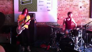Parlovr - Pen to the Paper LIVE at SXSW 2012