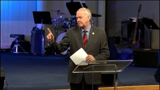 The Holy Spirit part 4 - Praying in the Spirit - Dr. Larry Ollison