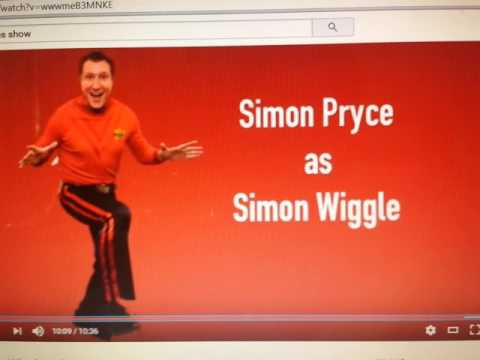 GREG SAM EMMA JEFF LOCHY MURRAY SIMON AND ANTHONY FROM THE WIGGLES
