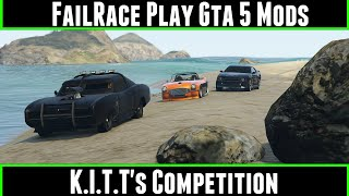 FailRace Play Gta 5 Mods K.I.T.T