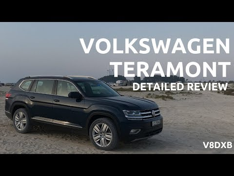 Volkswagen Teramont Dubai Review | The Best 7 Seater SUV?