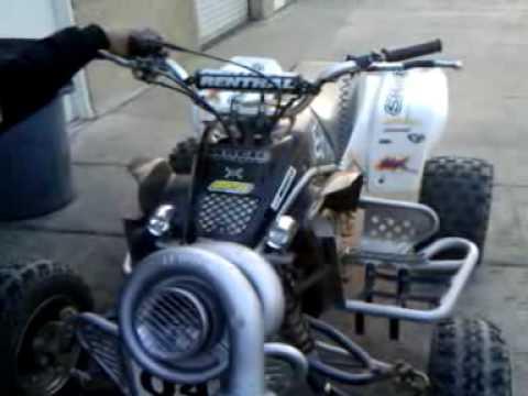Turbo quad - YouTube