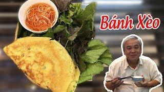 Cách Làm BÁNH XÈO Miền Tây Giòn Giòn Thơm Ngon ★ Vietnamese Pancake
