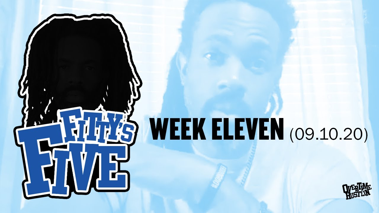 """Overtime Hustlin Presents """"Fitty's Five"""" (Week 11) Hosted by Fitty The Ceaser"""