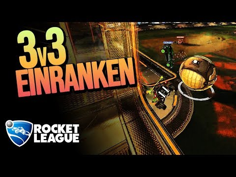 Ganz tiefes Formtief im 3v3.. | Rocket League thumbnail