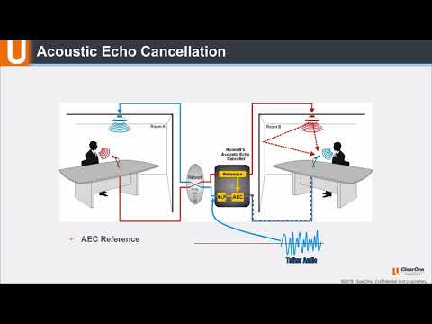 Audio Conferencing Pre-requisites - Intro To Echo Cancellation