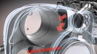 Technologie moteur Euro 6 - Animation 3D - FR - Renault Trucks