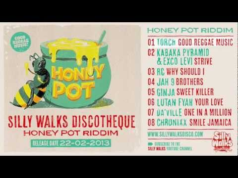 HONEY POT Riddim Megamix – prod. by Silly Walks Discotheque