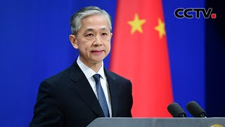 中国外交部:将同东盟各国积极推进后疫情时期交往合作  《中国新闻》CCTV中文国际 - YouTube