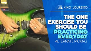The one exercise you should be practicing everyday | Alternate Picking
