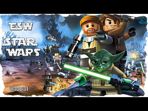 Смотреть прохождение игры EPIC STREAM WEEK | MAY 2020 | Day 7: LEGO Star Wars III: The clone wars | VlaD BlaT