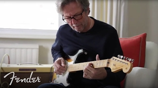 "Fender Custom Eric Clapton ""Brownie"" Tribute Stratocaster 