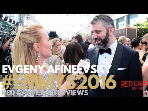 Evgeny Afineevsky ed at the Creative Arts Emmy Awards Red Carpet Day 2 Emmys EmmysArts