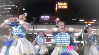 「愛踊祭2015」全国のアイドルが国民的アニメソングをカバーするコンテストに名古屋のアイドルdelaが参戦! http://idolmatsuri.jp/ 【dela】 dela(デラ...