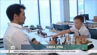 День шахмат на НТВ