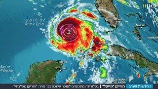 הסופה הבאה: בפלורידה נערכים להוריקן