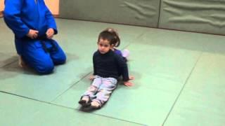 Открытый урок по дзюдо: профи на татами. КОВСБИ * Хаттацу * ( ул. Толстого, 25 )