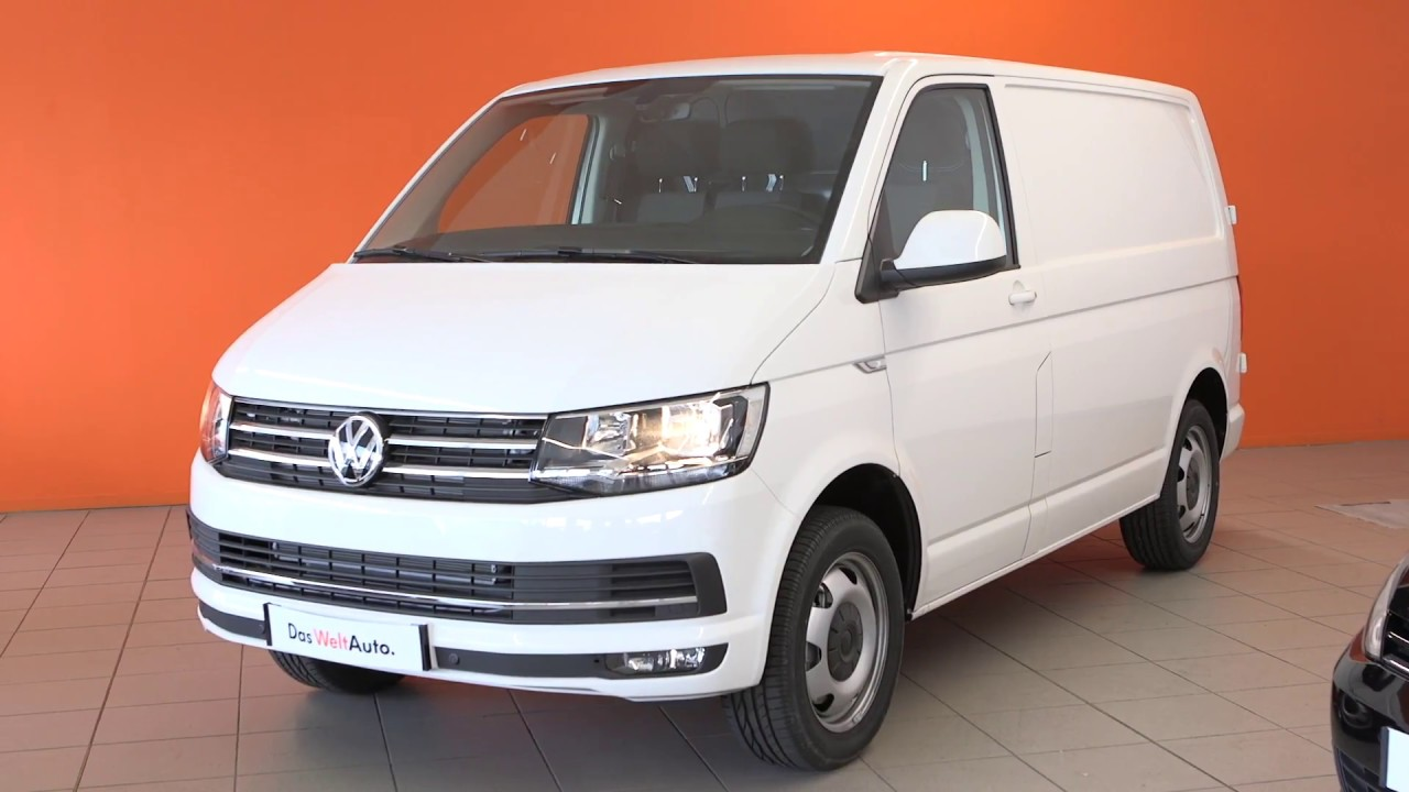 volkswagen utilitaires transporter fourgon tole lh  tdi  dsg business   youtube