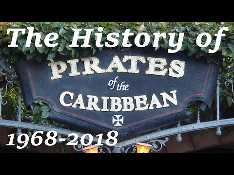 The History of & Changes to Pirates of the Caribbean | Disneyland