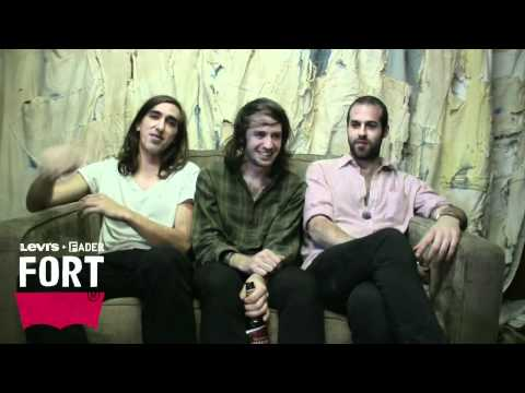 The FADER FORT: Interview With Crystal Fighters
