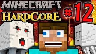 Minecraft HC #5! - Part 12 (INTO THE NETHER!)