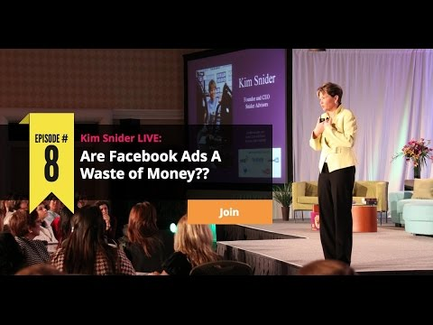 Ep8: Are Facebook Ads A Waste Of Money? A Scam? Let's Explore...