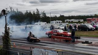 bracket racing at shannonville