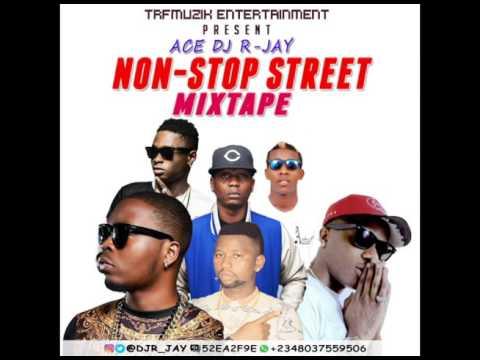 Ace Dj R-jay - Non-Stop Street Mix