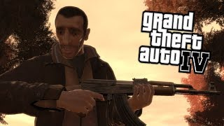 The End! Grand Theft Auto 4 Lets Play #26