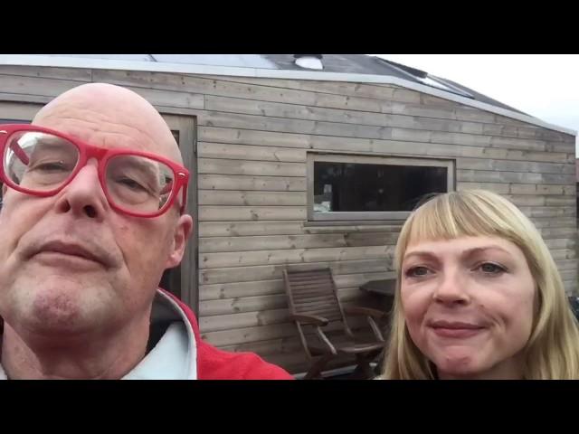 Trendwatcher Vincent Everts op bezoek bij Marjolijn Jonker