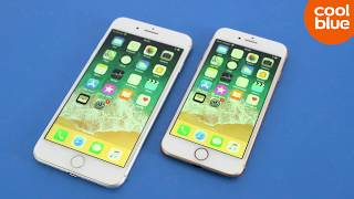 Apple iPhone 8 & 8 Plus Review (Nederlands)